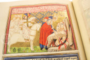 Life of John and the Apocalypse, London, British Library, Add. Ms. 38121 − Photo 25