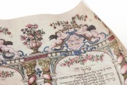 Book of Esther, Budapest, Hungarian Academy of Sciences, MS A 14 − Photo 3