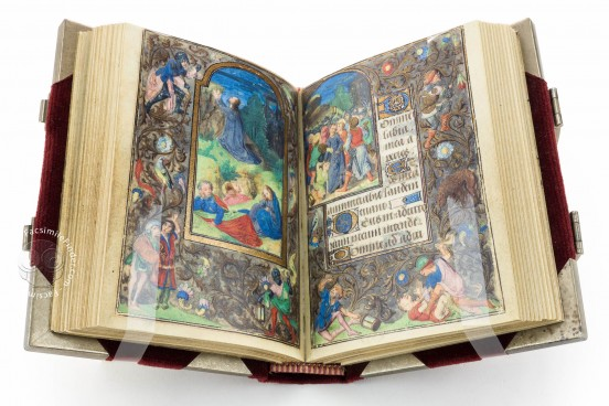 Prayer Book of Charles the Bold, Ms. 37 - The Getty Museum (Los Angeles, USA) − photo 1