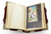 Prayer Book of Charles the Bold, Ms. 37 - The Getty Museum (Los Angeles, USA) − photo 10