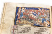 Trinity Apocalypse, MS.R.16.2 - Library of the Trinity College (Cambridge, United Kingdom) − photo 2