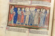 Trinity Apocalypse, MS.R.16.2 - Library of the Trinity College (Cambridge, United Kingdom) − photo 19