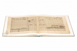 Piano Concerto C minor K. 491 by W. A. Mozart Facsimile Edition
