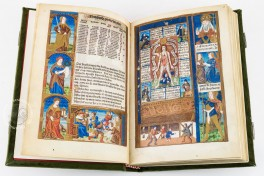 Great Hours of Rouen Facsimile Edition