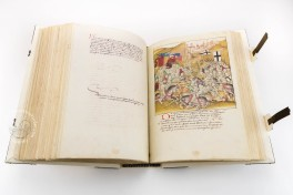 Diebold Schilling's Spiez Illuminated Chronicle Facsimile Edition