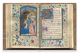Hours of the Virgin Mary Facsimile Edition
