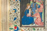 Hours of the Virgin Mary, Private Collection − Photo 4