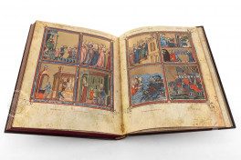 The Golden Haggadah Facsimile Edition