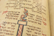 The Golden Haggadah, London, British Library, Add. Ms 27210 − Photo 11