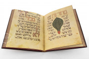 The Golden Haggadah, London, British Library, Add. Ms 27210 − Photo 15