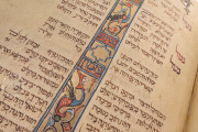 The Golden Haggadah, London, British Library, Add. Ms 27210 − Photo 16