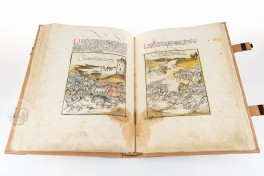 Swiss Chronicle of Wernher Schodoler Facsimile Edition