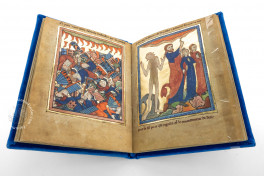 Picture Bible of the John Rylands Library Facsimile Edition