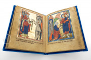 Picture Bible of the John Rylands Library, Manchester, John Rylands Library, French MS 5 − Photo 3