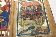 Picture Bible of the John Rylands Library, Manchester, John Rylands Library, French MS 5 − Photo 13