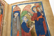 Picture Bible of the John Rylands Library, Manchester, John Rylands Library, French MS 5 − Photo 14