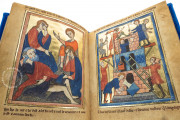 Picture Bible of the John Rylands Library, Manchester, John Rylands Library, French MS 5 − Photo 15