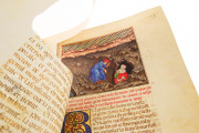 Dante, Inferno Parigi-Imola, Paris, Bibliothèque Nationale de France, Italien 2017 Imola, Biblioteca Comunale, ms. 76 − Photo 3