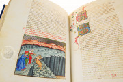 Dante, Inferno Parigi-Imola, Paris, Bibliothèque Nationale de France, Italien 2017 Imola, Biblioteca Comunale, ms. 76 − Photo 6