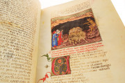 Dante, Inferno Parigi-Imola, Paris, Bibliothèque Nationale de France, Italien 2017 Imola, Biblioteca Comunale, ms. 76 − Photo 7
