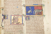 Peterborough Bestiary, Cambridge, Parker Library in the Corpus Christi College, MS 53 − Photo 6