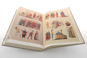 Hortus Deliciarum, Original manuscript lost/stolen − Photo 5