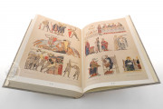 Hortus Deliciarum, Original manuscript lost/stolen − Photo 6