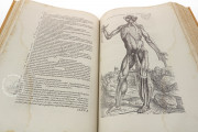 Andreas Vesalius: De Humani Corporis Fabrica and Epitome, Kyoto, International Research Center for Japanese Studies Library, I/115 − Photo 11