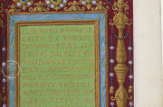 Hours of Frederick III of Aragon, Paris, Bibliothèque Nationale de France, Ms. Lat. 10532 − Photo 7