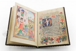 Prayers of Repentance by Albrecht Glockendon for John II Palatinate-Simmern Facsimile Edition