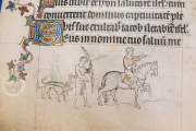 The Queen Mary Psalter, London, British Library, Royal MS 2 B VII − Photo 11