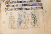 The Queen Mary Psalter, London, British Library, Royal MS 2 B VII − Photo 14