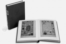 Older Prayer Book of Emperor Maximilian I Facsimile Edition