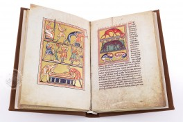 Oxford Bestiary Facsimile Edition
