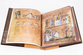 Codex Purpureus Rossanensis Facsimile Edition