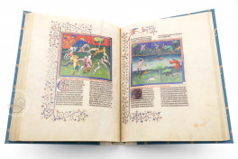 Gaston Phoebus - Master of Game Facsimile Edition