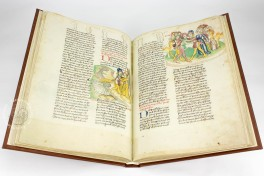 Vorau Picture Bible Facsimile Edition