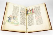 Vorau Picture Bible, Vorau, Stift Vorau, Codex 273 − Photo 7