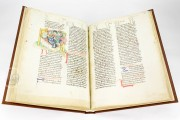 Vorau Picture Bible, Vorau, Stift Vorau, Codex 273 − Photo 10