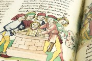 Vorau Picture Bible, Vorau, Stift Vorau, Codex 273 − Photo 11