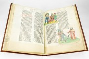 Vorau Picture Bible, Vorau, Stift Vorau, Codex 273 − Photo 12