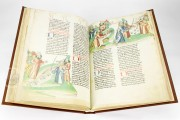 Vorau Picture Bible, Vorau, Stift Vorau, Codex 273 − Photo 13