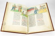 Vorau Picture Bible, Vorau, Stift Vorau, Codex 273 − Photo 14