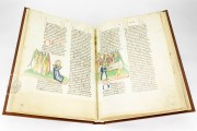 Vorau Picture Bible, Vorau, Stift Vorau, Codex 273 − Photo 18