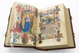 Hours of Catherine of Cleves Facsimile Edition