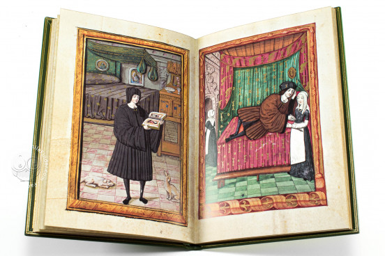 Book of Lovers, Ms. 388 - Musée Conde (Chantilly, France) − photo 1