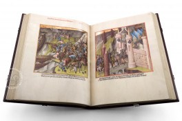 Guido de Columnis - The Trojan War Facsimile Edition