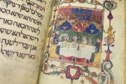 Barcelona Haggadah, London, British Library, Add. Ms. 14761 − Photo 7