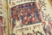 Barcelona Haggadah, London, British Library, Add. Ms. 14761 − Photo 11