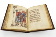 Barcelona Haggadah, London, British Library, Add. Ms. 14761 − Photo 12